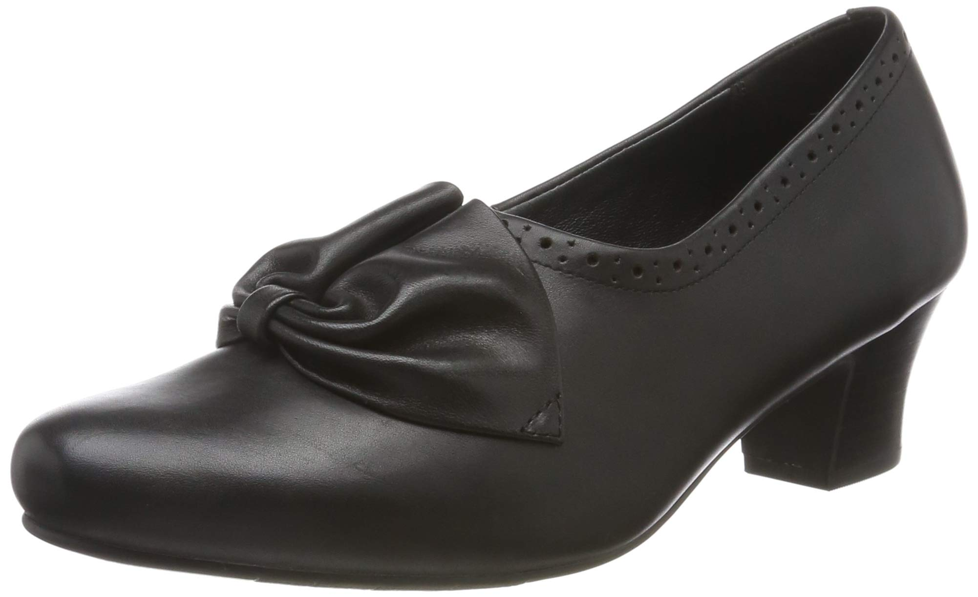 Hotter Womens Donna Closed Toe Heels