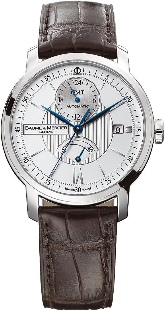 Baume & Mercier 8693 Classima GMT Reloj automático para Hombre