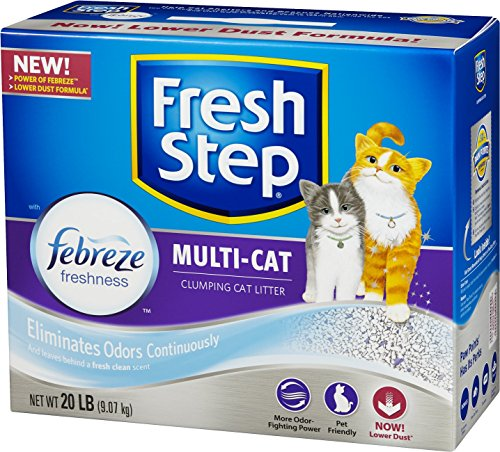 Fresh-Step-Multi-Cat-with-Febreze-Freshness-Clumping-Cat-Litter-Scented