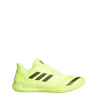 online retailer 22e09 86771 adidas BE 2 Shoe - Mens Basketball 4 Solar YellowBlack