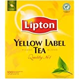 Lipton Yellow Tea (100)