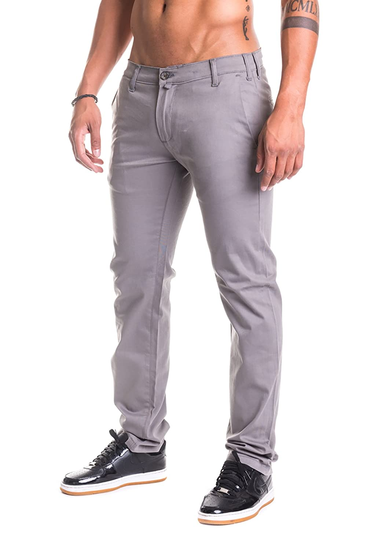 Rocawear Herren Chino SLIM FIT R1603B3095 Grey 300