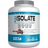 Flexatarian Flex Isolate-Whey Protein Isolate, Chocolate, 5 Lb.