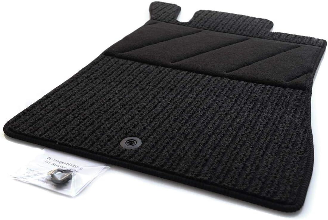 Fußmatte W202 S202 Ripsmatte Original Qualität Rips Automatte Fahrerseite Fahrermatte Mit Trittschutz Auto