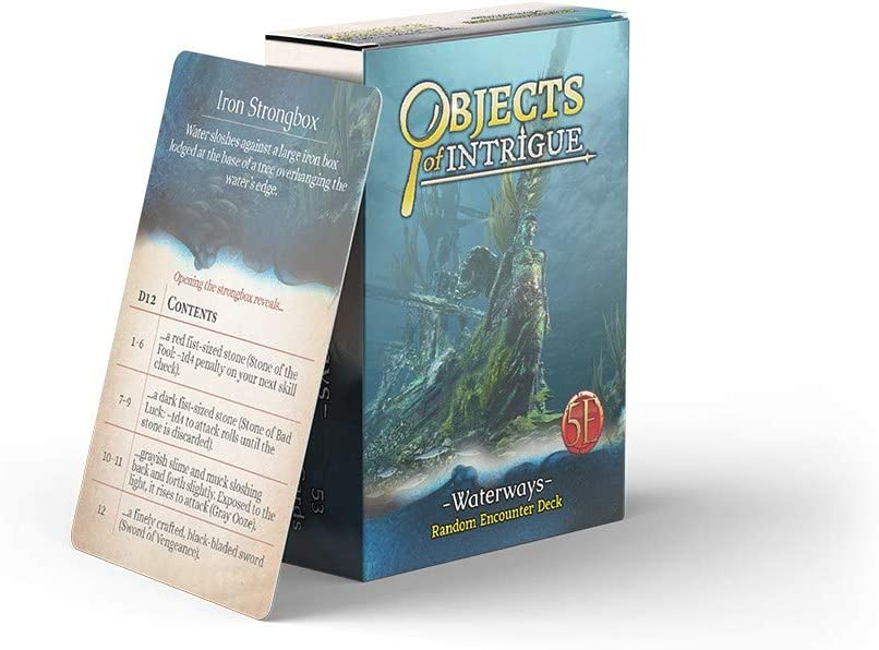 Amazon Com Nord Games Game Master S Toolbox Objects Of Intrique Waterways 5e Toys Games Gamespot may get a commission from retail offers. thq nordic