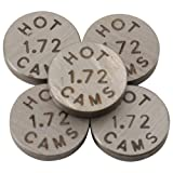 Hot Cams 5PK890172 Dirt Bike Shim Kit, 5 Pack
