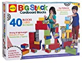 ALEX Toys Big Stack Cardboard Blocks