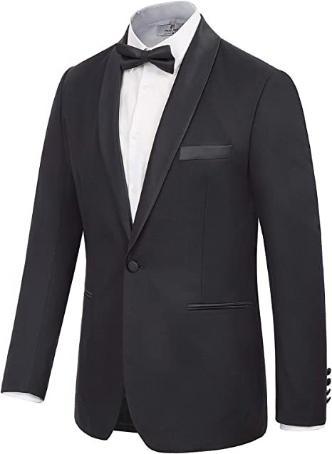New Mens One Button Wedding Slim Fit Bar Jacket pants Formal Dress Blazers Suits