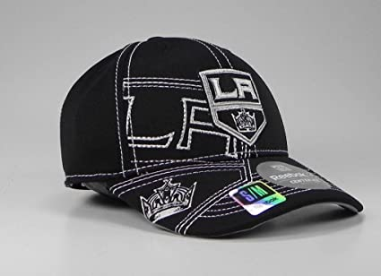 Amazon.com   Reebok Men s Draft Cap NHL Hockey Los Angeles Kings Hat ... 43fe0296885