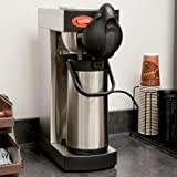 Avantco C15 Pourover Airpot Commercial Coffee Maker Brewer - 120V