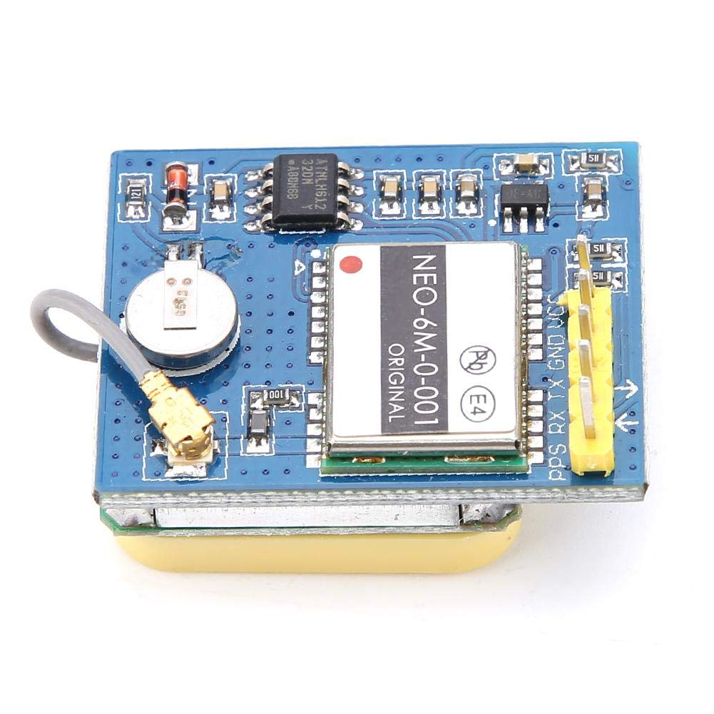 Module GPS module de positionnement par satellite GPS du port s/érie NEO-6M avec module de diode /électrique NEO-6M GPS /à diode active /à antenne active