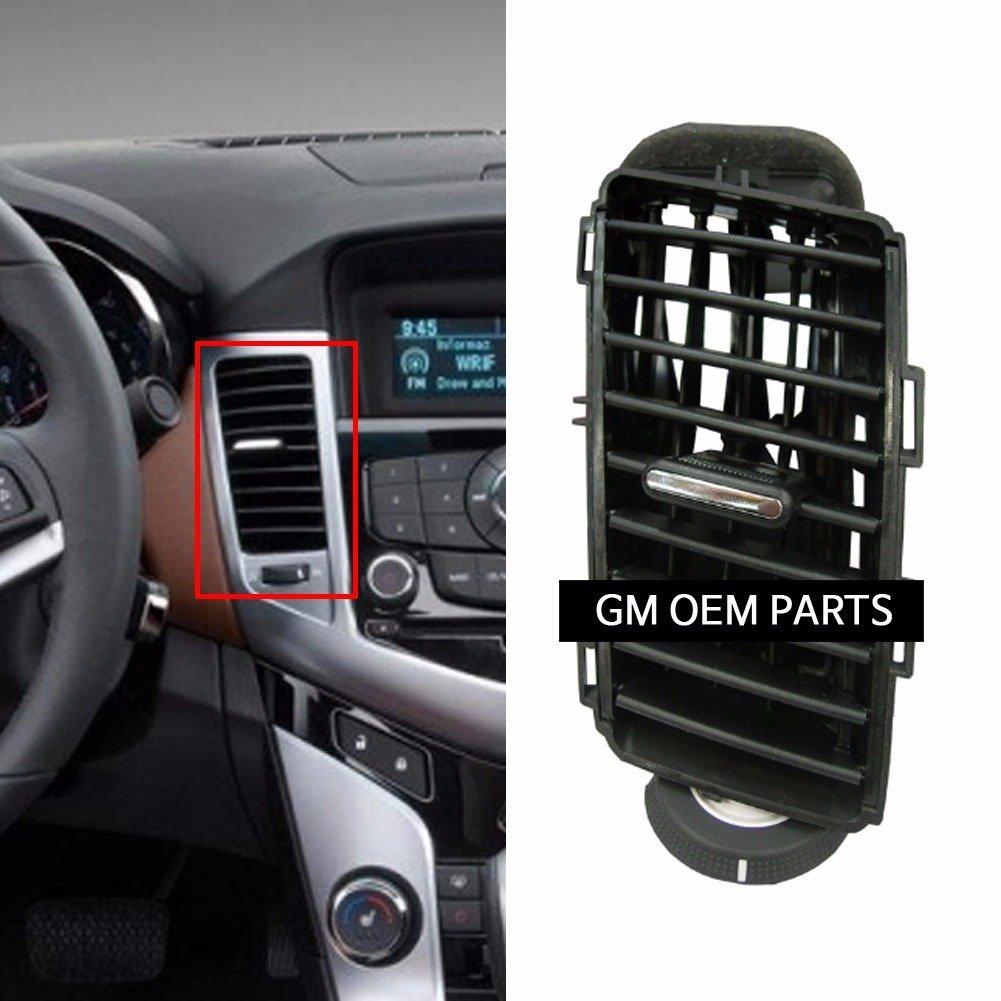 Center left Air vent nozzle 1P For GM Chevrolet Cruze 2008-2012 OEM Parts