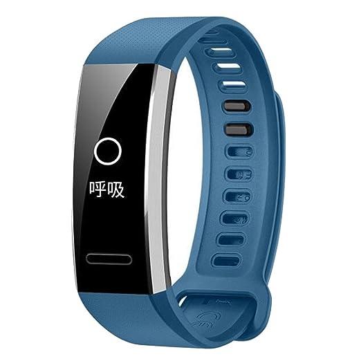 ... Watch Strap Watchs para Hombre y Mujer Silicona Correa Suave Brazalete de Reemplazo Pulsera Elegante Strap de Color sólido Cadena: Amazon.es: Relojes