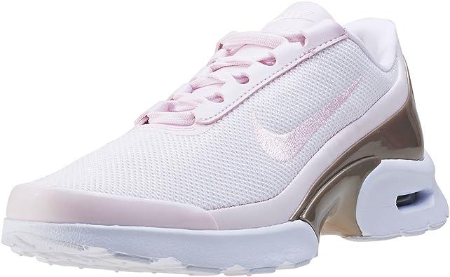 Nike Air Max Jewell Premium Womens Trainers Pastel Pink - 3 UK ...