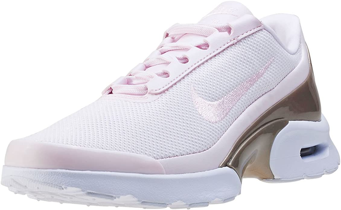 Nike Air Max Jewell Premium Womens Trainers Pastel Pink - 3 UK: Amazon.es: Zapatos y complementos