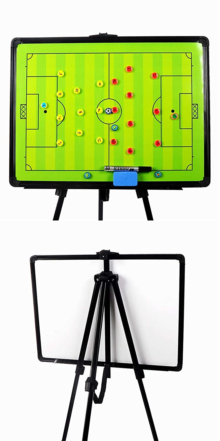 Amazon.com: VolksRose Football Magnetic Tactic Teaching ...