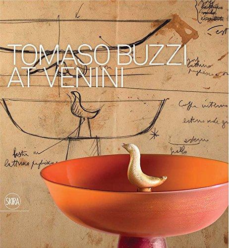 Venini Glass - Tomaso Buzzi At Venini