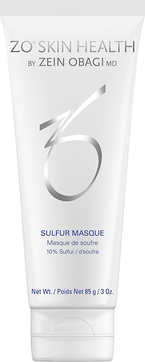 Offects Sulfur Masque Acne Treatment -3oz/85g