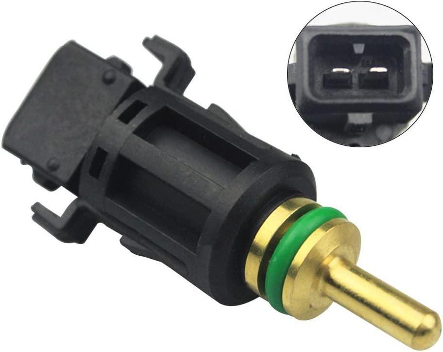 BMW E46 3-Series Lower Rad Hose Temp Coolant Temperature Sensor