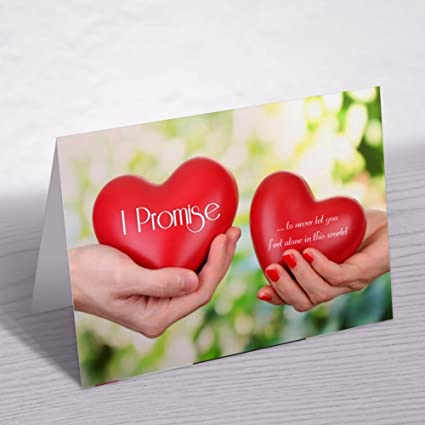 Krazzy kollections special promise day greeting card happy promise krazzy kollections special promise day greeting card happy promise day greeting cards love greeting m4hsunfo