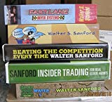 img - for Walter Sanford Famous Five Pack Real Estate Training Manuals book / textbook / text book