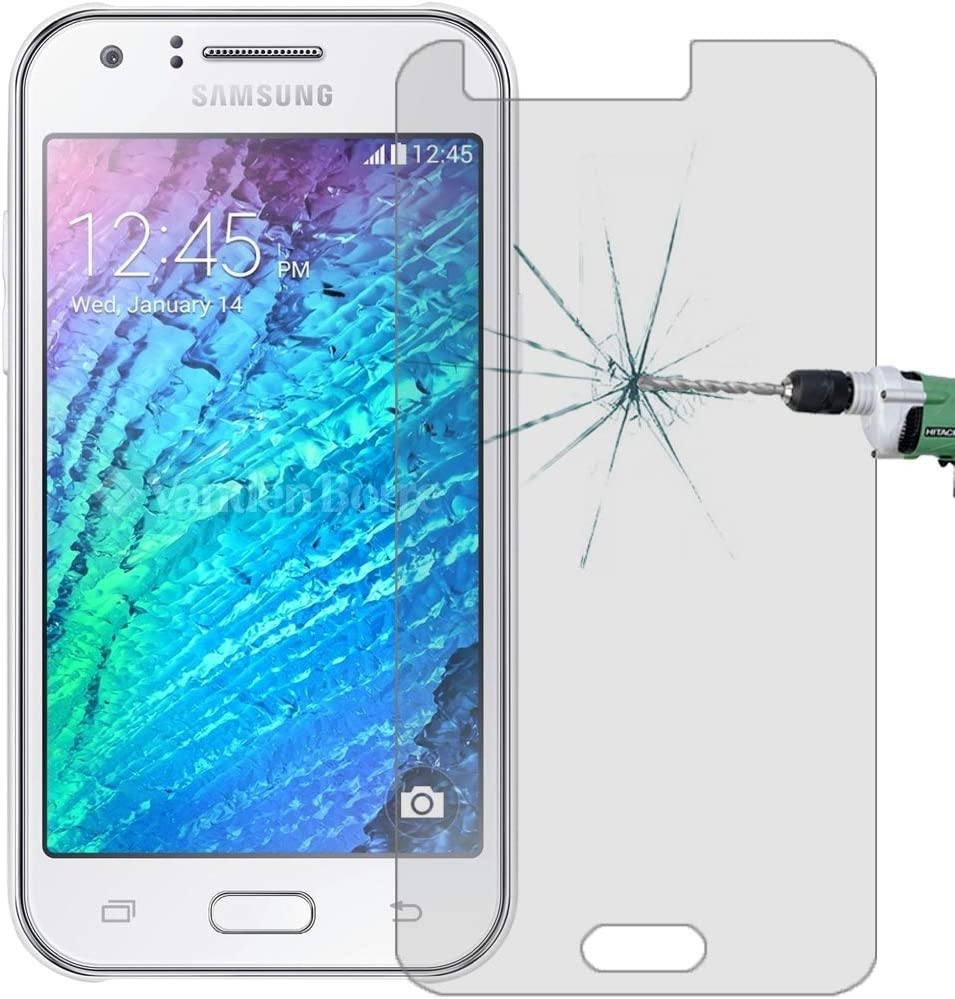 100 PCS 5.0 inch Mobile Phones 0.26mm 9H Surface Hardness 2.5D Explosion-Proof Tempered Glass Screen Film Clear YINZHI Screen Protector Film