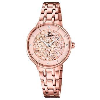 b9851c99937 Festina Horloge F20384/2: Amazon.fr: Montres