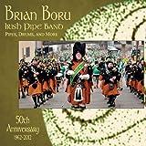 Brian Boru Irish Pipe Band 50th Annivers