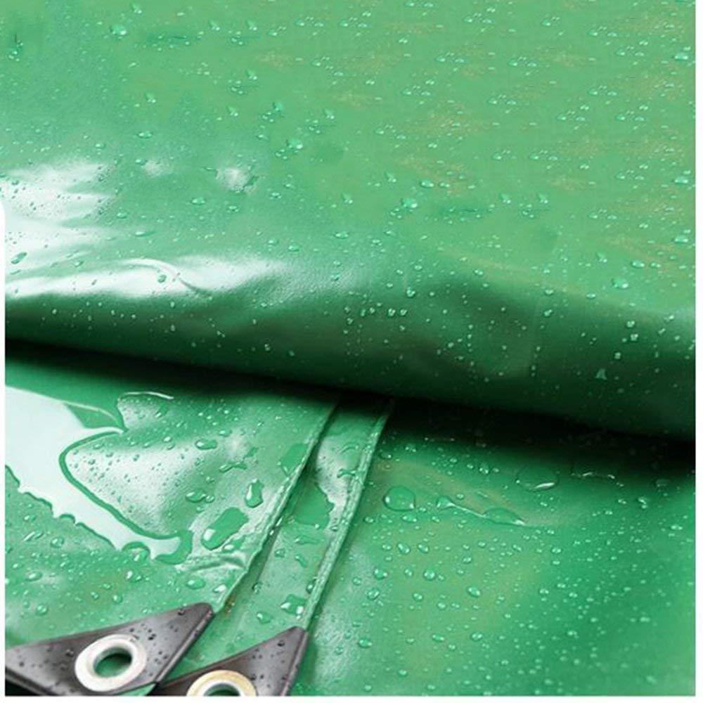 ATR Tarps Tarps Tarps Tarps Medium Duty Wasserdicht   Bodenzeltanhängerabdeckung   Große Plane in Mehreren Größen 550g   m \u0026 sup2; -0.5mm professionelle Abdeckplane (Farbe  grün, Größe  5 x 5m) B07Q3S8S1C Zeltplanen Stimmt 82e390