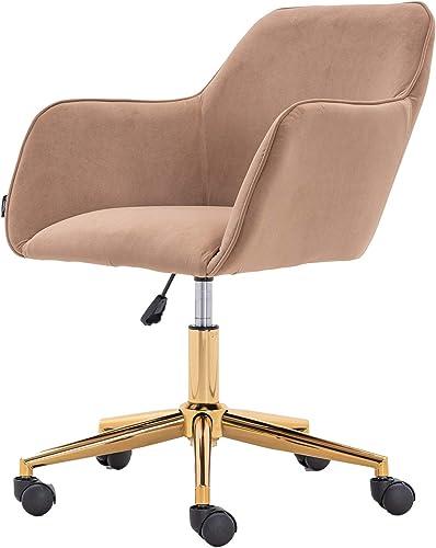 Best living room chair: Velvet Home Office Chair