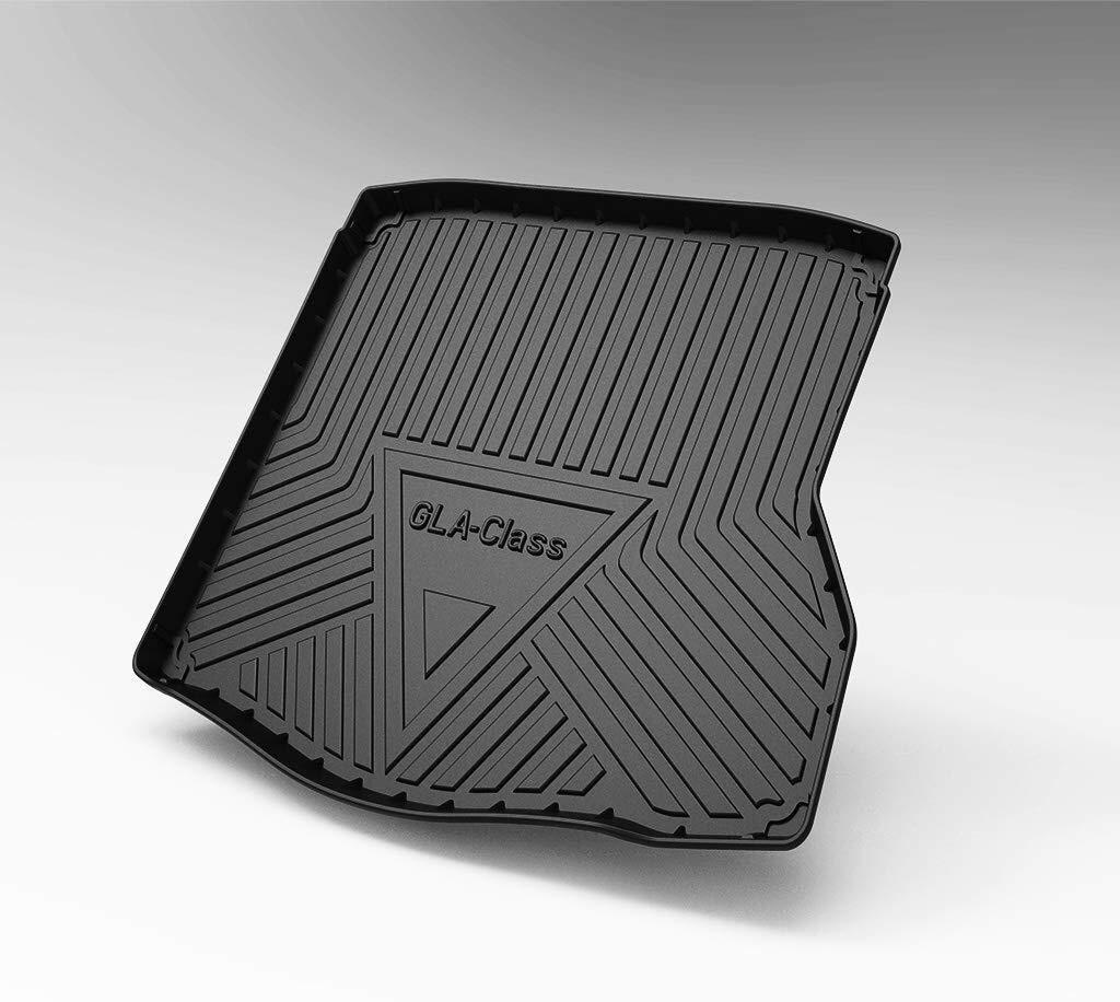 Maletero impermeable para todo tipo de clima Para E-Class 2016-2018 Bandeja de maletero del maletero de carga trasera Tapete de piso Universal Boot Liner Back Protector de goma Pad