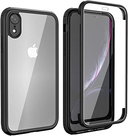 cover iphone xr fronte retro