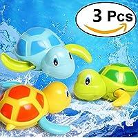 Nouveau-né mignon tortues bain jouet -Couleur au hasard