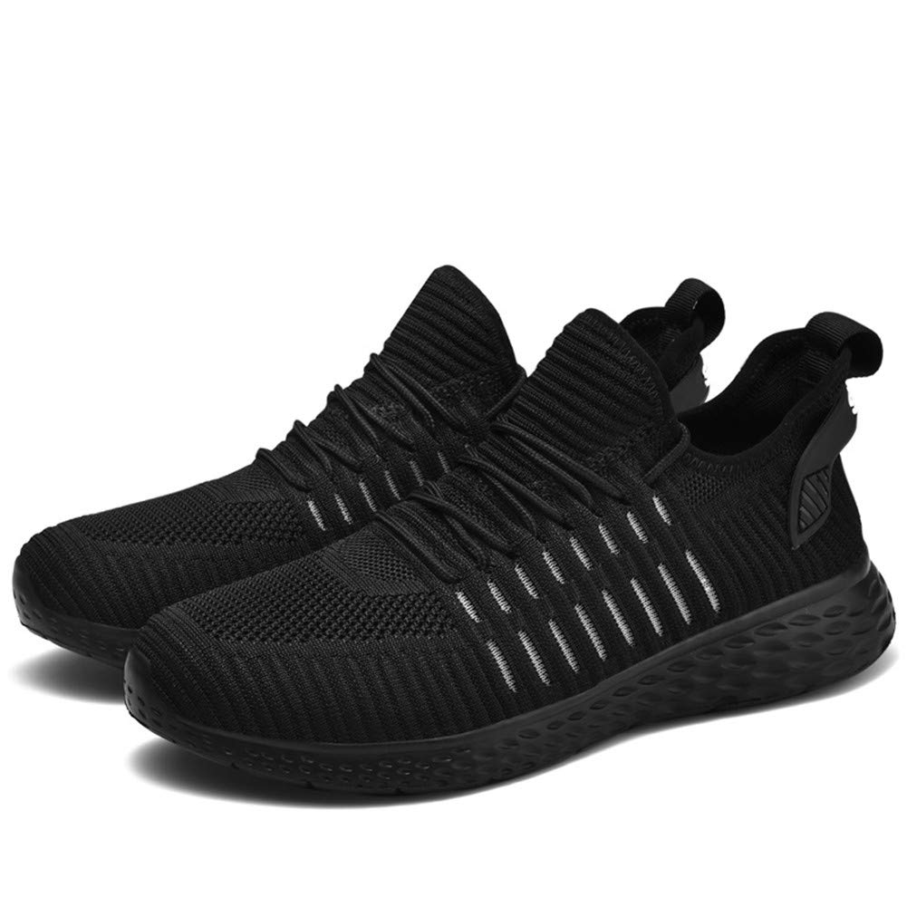 fad8ca92b3d1b Leader Show Men's High Top Breathable Walking Shoes, Fashion Sport Athletic  Sneaker