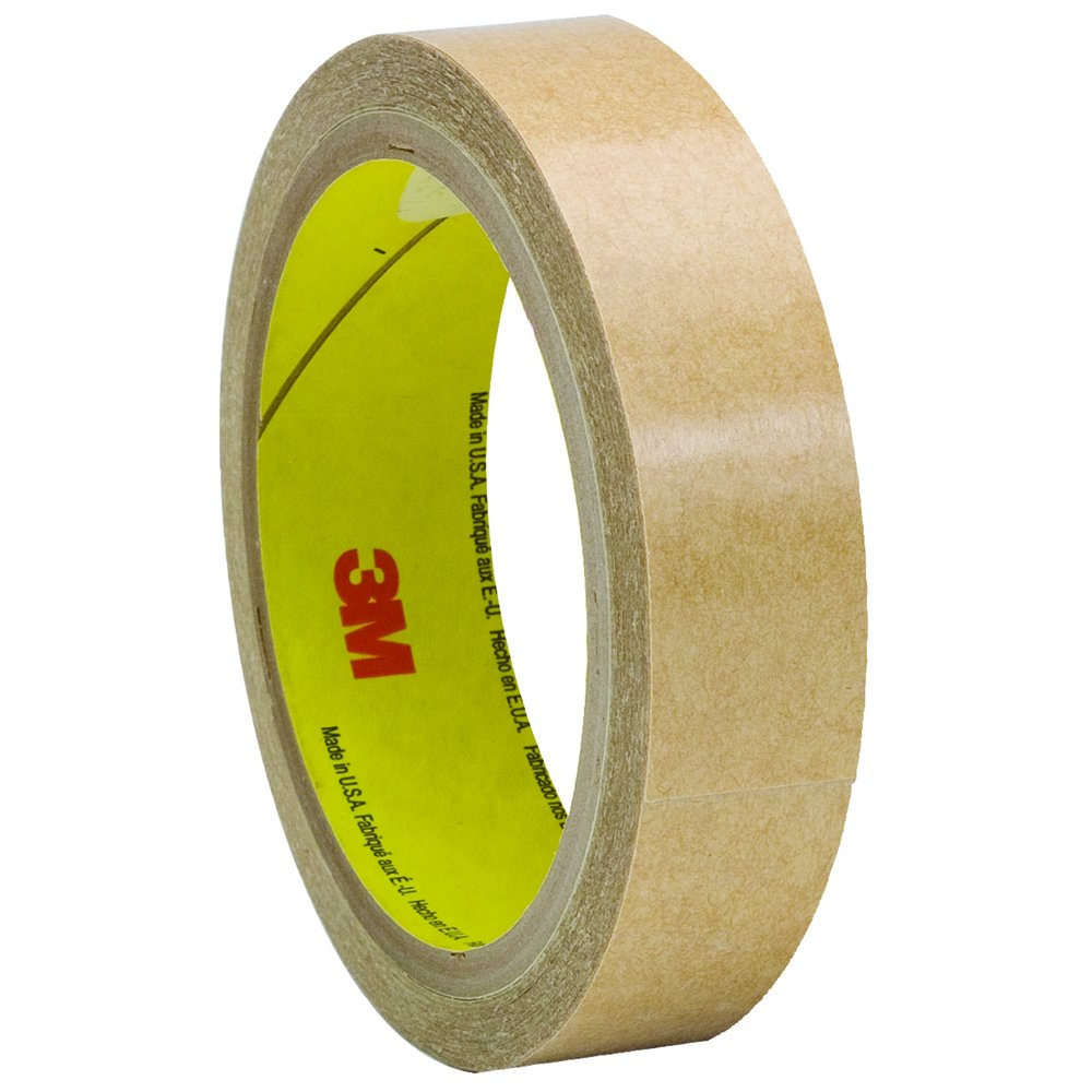 3M T9649506PK Adhesive Transfer Tape - Hand Rolls, 3/4'' x 60 yd (Pack of 6) by 3M