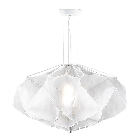 Fontana arte ALBEDO - Lámpara de techo, color blanco ...