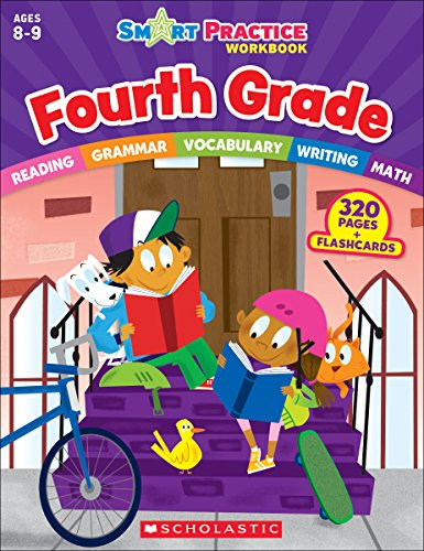 Smart Practice Workbook: Fourth Grade (Smart Practice Workbooks)