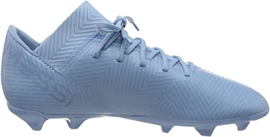 Óptima válvula flaco  adidas Nemeziz Messi 18.3 FG J, Botas de fútbol Unisex niño, Azul  (Azucen/Azucen/Grinat 0), 30 EU: Amazon.es: Zapatos y complementos