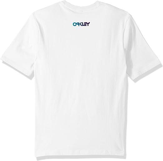 Oakley Mens Oakley Logo tee Camisa para Hombre: Amazon.es: Ropa y accesorios