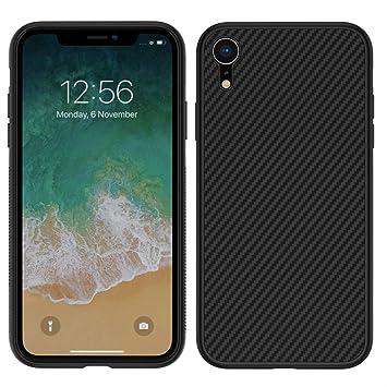 iphone xr coque carbone