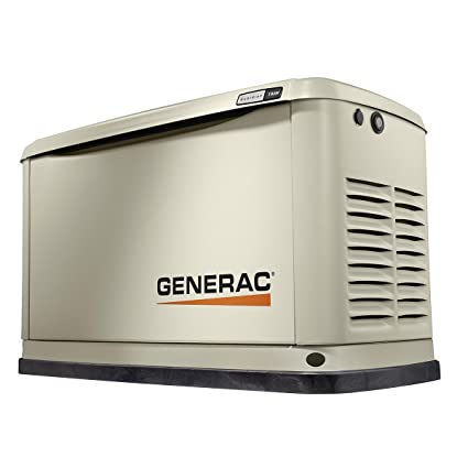 Amazon.com : Generac 7031 Guardian Series 11kW/10kW Air Cooled Home on home golf cages, home golf mats, home generators, home driving range,