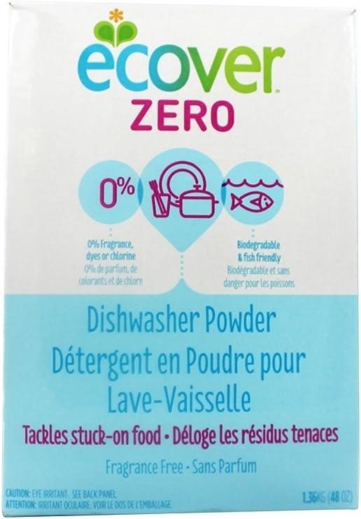 Ecover - Polvo para Platos (48 oz): Amazon.es: Hogar