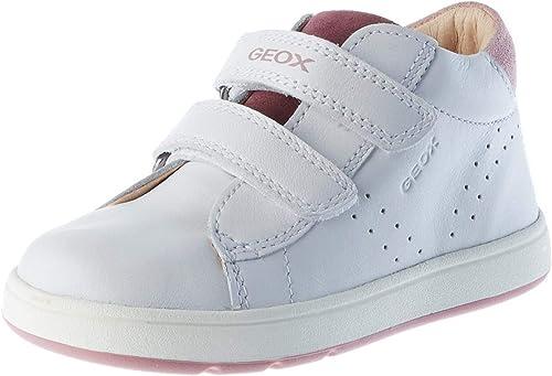 Estallar anunciar callejón  Geox B Biglia Girl C, Chaussures Premiers Pas Fille: Amazon.fr: Chaussures  et Sacs