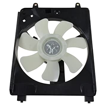 AC A//C Condenser Cooling Fan Passenger Right RH for 04-08 Acura TSX 2.4L