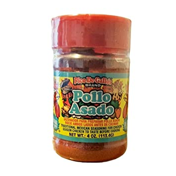 PicoDeGallos-Pollo Asado Traditional Mexican Seasoning