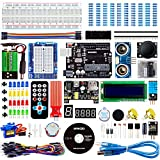 Best Arduino Starter Kits - Smraza Super Starter Kit with Breadboard, Power Supply Review