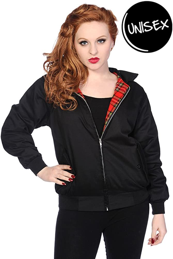 Gebannt Harrington Jacke