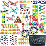 Amy&Benton 100 PC Treasure Prize Box Toys, Pinata Filler Toy Assortment for Classroom Teacher,Kids Birthday Party Favors