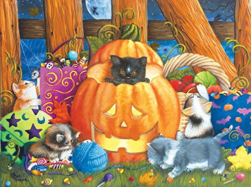 (Halloween Surprise 1000 Piece Jigsaw Puzzle by)