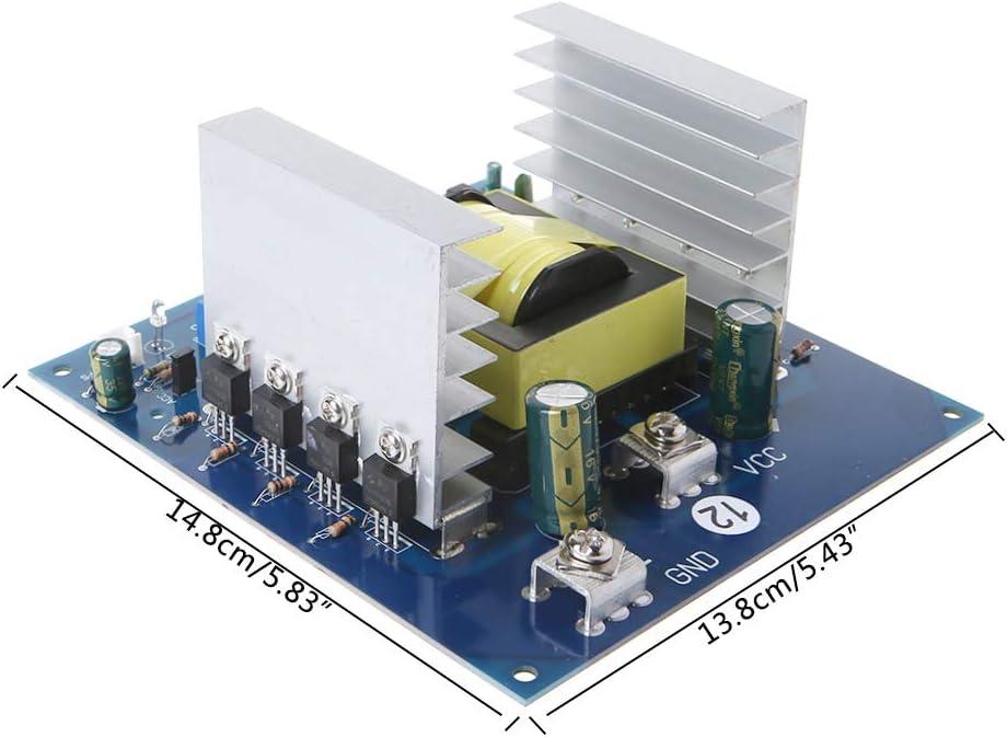 JENOR 1000 W DC 12 V//24 V Wechselrichter-Modul Hochfrequenzmodul Platine Stromverst/ärkung Step-up Auto Konverter DC-AC